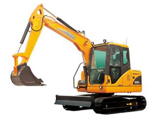 犀牛重工 XN80-E 挖掘机