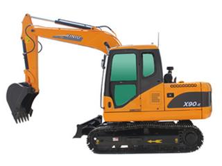 犀牛重工 XN90-E 挖掘机