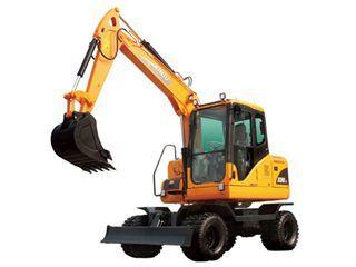 犀牛重工 XN80-L 挖掘机