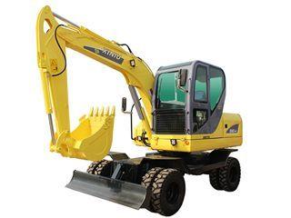 犀牛重工 XN65-4L 挖掘机