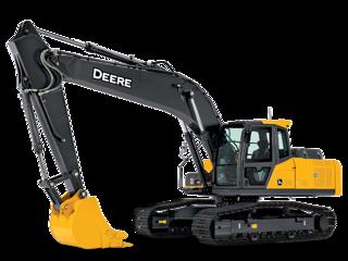 约翰迪尔 E230LC 挖掘机