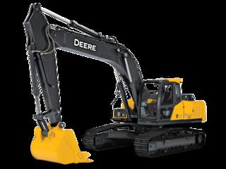 约翰迪尔 E260LC 挖掘机