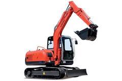 奥邦 AB-608L 挖掘机