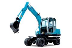 奥邦 AB-608S 挖掘机