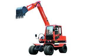 新源 XY75W-9 挖掘机