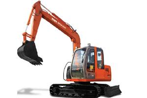 日立 EX70 挖掘机图片