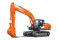 日立EX250-5挖掘机