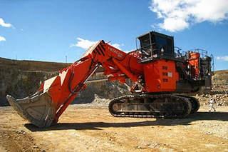 日立EX2600E-6LD挖掘机