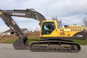 沃尔沃EC330BLC挖掘机