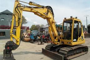 小松PC75挖掘机