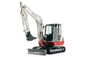 竹内 TB250 挖掘机