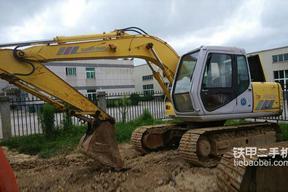 住友 SH100A2 挖掘机图片