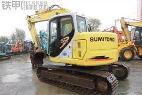 住友 SH125X-3 挖掘机