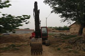 山重建机JCM913A挖掘机