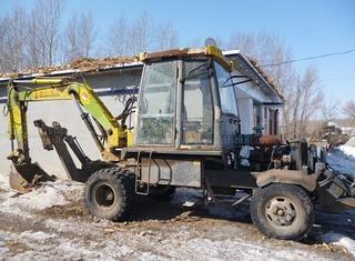 犀牛重工XN110挖掘机