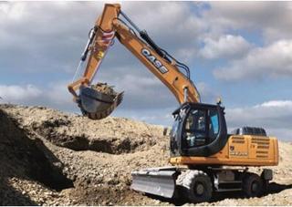 凯斯WX218挖掘机