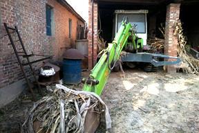 犀牛重工 XNW180-7 挖掘机