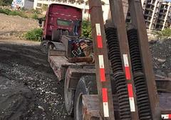 中国重汽 6X4 拖车
