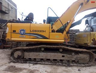 龍工 LG6330 挖掘機圖片