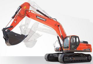 斗山 DX300LC-9C 挖掘机