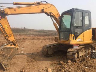 雷沃重工 FR80H 挖掘机