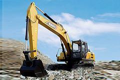 三一重工 SY245H 挖掘机