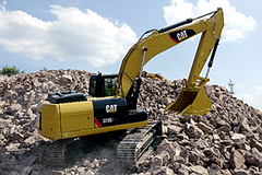 卡特彼勒 323D2L 挖掘机