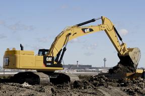卡特彼勒 349D2 挖掘机