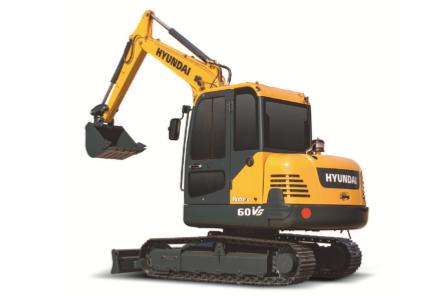 现代R 60VS挖掘机