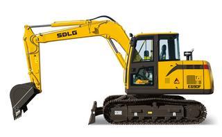 临工 E690F 挖掘机