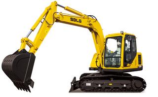 临工 E685F 挖掘机