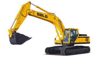 临工 E6300F 挖掘机