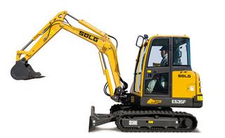 临工 E635F 挖掘机
