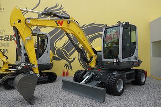 威克诺森 EW65 挖掘机