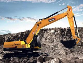雷沃重工 FR220E 挖掘机