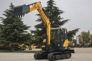 现代 R60-9VS 挖掘机