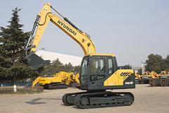 现代 R110VS 挖掘机