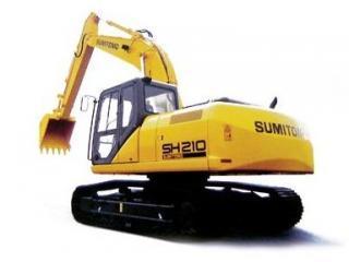 住友 SH210LC-5 挖掘机
