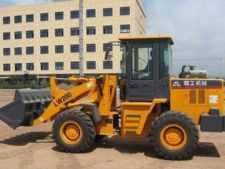 朝工机械 LW200 装载机