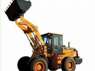 朝工机械 LW350高卸型 装载机