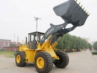 朝工机械 LW520C高卸型 装载机
