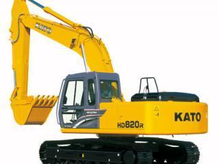 加藤 HD820III 挖掘机