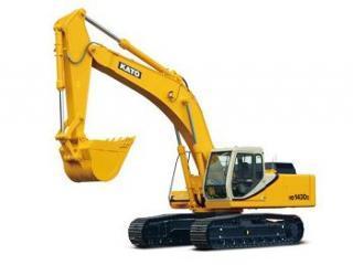 加藤 HD1430III 挖掘机图片