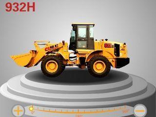 成工 CG932H 装载机