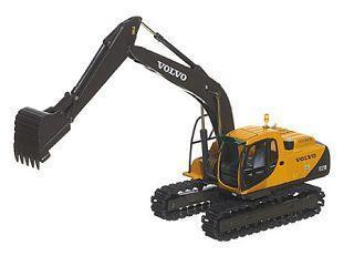 沃尔沃 EC210BLC prime(2.9米斗杆) 挖掘机