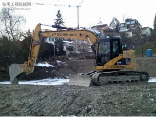 卡特彼勒314DCR挖掘机