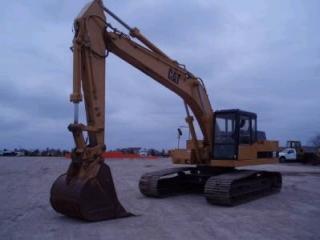 卡特彼勒 EL240B 挖掘機圖片