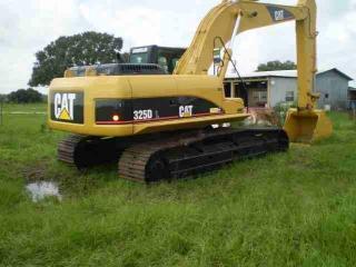 卡特彼勒 325D 挖掘机