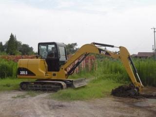 卡特彼勒 305.5 挖掘机