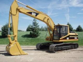 卡特彼勒 320B 挖掘机